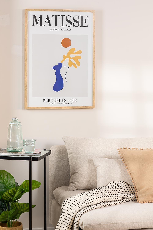 Impressão de arte decorativa (50x70 cm) Lagos, imagem de galeria 1