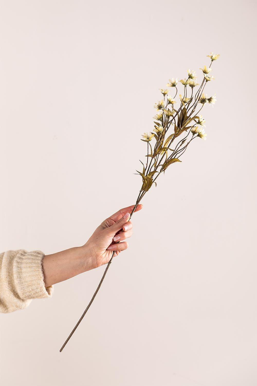 Pacote de 2 ramos artificiais de margaridas, imagem de galeria 1