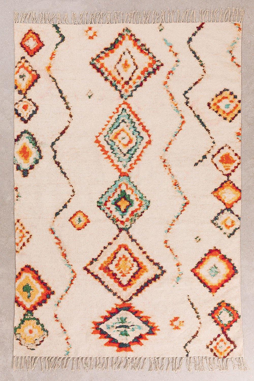 Tapete de algodão (195x120 cm) Nilai, imagem de galeria 1