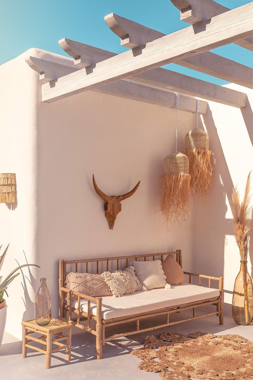 Sofá de jardim em Bamboo Nui, imagem de galeria 1