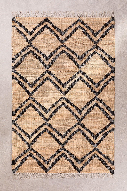 Tapete de cânhamo Rabab, imagem de galeria 1