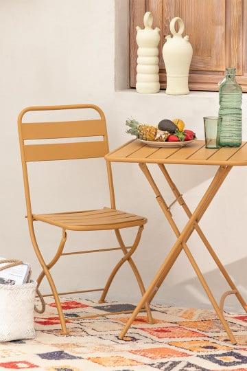 Cadeira dobrável para jardim Janti