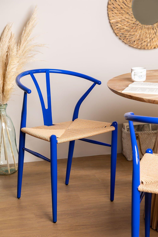 Cadeira de jantar Uish Colors, imagem de galeria 1