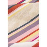 Plaz Plaid Blanket in Cotton, thumbnail image 4