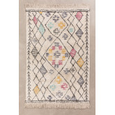 Cotton Rug (196x120 cm) Jalila, thumbnail image 1