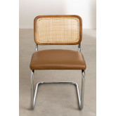 Tento Vintage Leatherette Dining Chair, thumbnail image 3