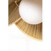 Ceiling Lamp in Coconut Leaf (Ø53 cm) Kilda, thumbnail image 4