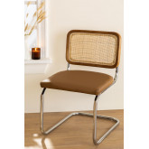 Tento Vintage Leatherette Dining Chair, thumbnail image 1