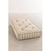 Double Cushion for Modular Sofa in Cotton Dhel Boho, thumbnail image 2