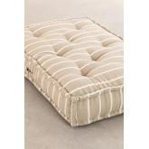 Double Cushion for Modular Sofa in Cotton Dhel Boho, thumbnail image 3