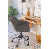 Leatherette Desk Chair Lucy , thumbnail image 1