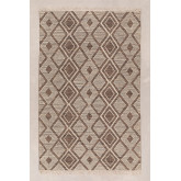 Cotton and Wool Rug (253x161 cm) Hiwa, thumbnail image 1