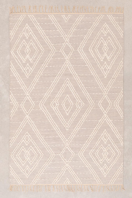 Cotton Rug (180x120 cm) Llides, gallery image 1
