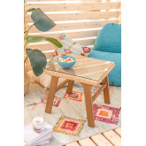 Gerder Synthetic Wicker Coffee Table, thumbnail image 1