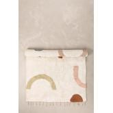 Cotton Rug (206x130 cm) Ebre, thumbnail image 2