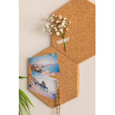 Pack of 7 Wall Corks Geom , thumbnail image 2