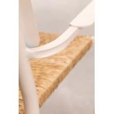 Pack 2 Amadeu Aluminum Garden Chairs, thumbnail image 6