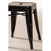 LIX Low Steel Stool, thumbnail image 3