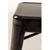 LIX Low Steel Stool, thumbnail image 4