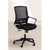 Office Chair with Wheels Work, thumbnail image 3