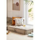 Double Cushion for Modular Sofa in Cotton Dhel, thumbnail image 2
