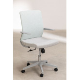 Office Chair on casters Yener, thumbnail image 2