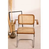 Dining Chair with Armrests Tento, thumbnail image 1