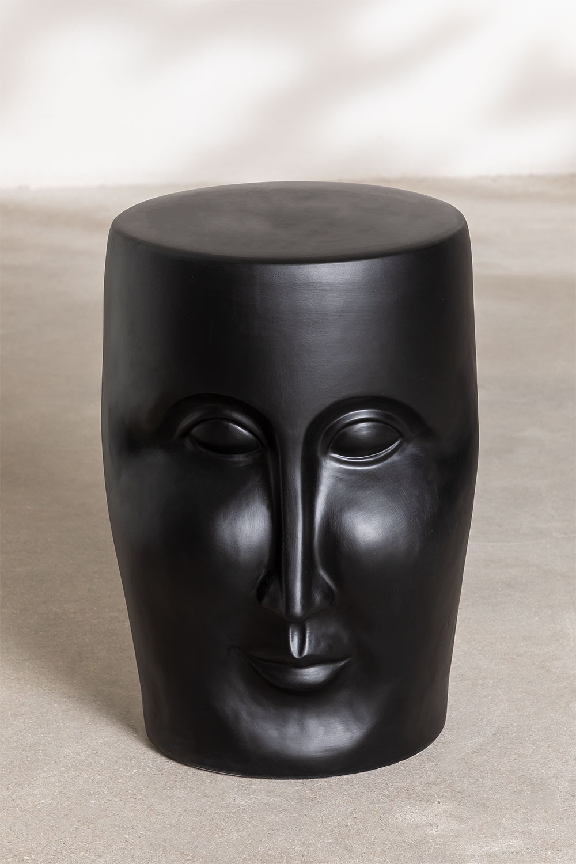 Round Ceramic Side Table (Ø32 cm) Jaret Mate , gallery image 1
