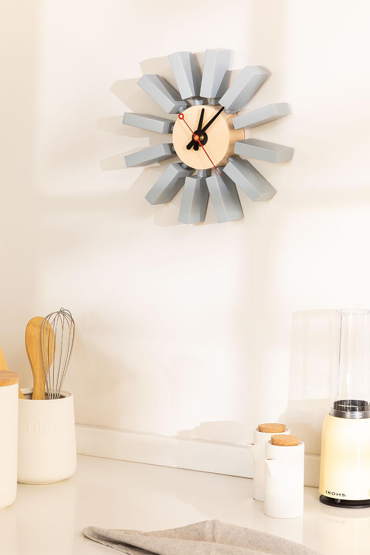 Lihdi Matte Clock, gallery image 1