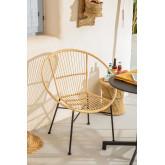 Baro Rattan Chair, thumbnail image 1