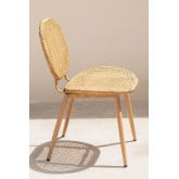 Synthetic Wicker Garden Chair Mity , thumbnail image 3