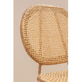 Synthetic Wicker Garden Chair Mity , thumbnail image 5