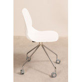 Tech Office Chair with Wheels, thumbnail image 3
