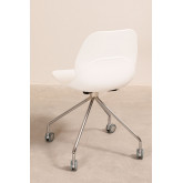 Tech Office Chair with Wheels, thumbnail image 4