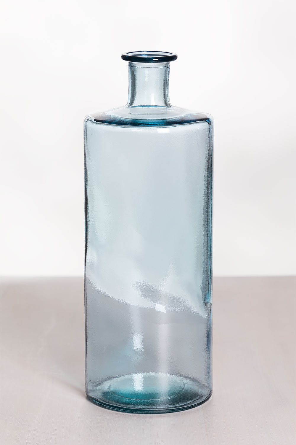 Recycled Glass Vase 40.5 cm Pussa, gallery image 1
