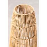 Braided Paper Floor Lamp Menak , thumbnail image 5