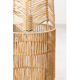 Braided Paper Floor Lamp Menak , thumbnail image 6