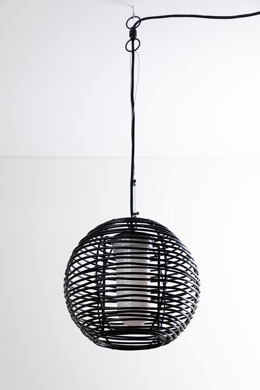 Bissel Outdoor Ceiling Lamp, gallery image 1
