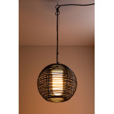Bissel Outdoor Ceiling Lamp, thumbnail image 2