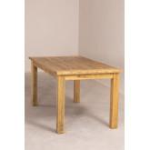 Rectangular Wooden Dining Table (150x85 cm) Alya, thumbnail image 4