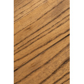Rectangular Wooden Dining Table (150x85 cm) Alya, thumbnail image 6