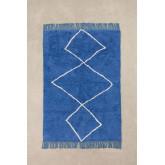 Cotton Rug (204x125 cm) Vlü, thumbnail image 1