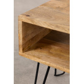 Tital Recycled Wood Nightstand, thumbnail image 5