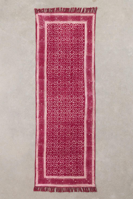Cotton Rug (205x75 cm) Alanih, gallery image 1