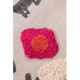 Cotton Rug (208x121,5cm) Rehn, thumbnail image 3