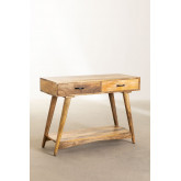 Mango Wood Console Table Pyrsis, thumbnail image 2