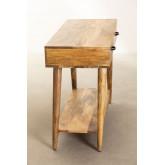 Mango Wood Console Table Pyrsis, thumbnail image 3