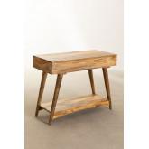 Mango Wood Console Table Pyrsis, thumbnail image 4