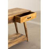 Mango Wood Console Table Pyrsis, thumbnail image 5