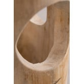 Teak Wood Umbrella Stand Dred, thumbnail image 1056635